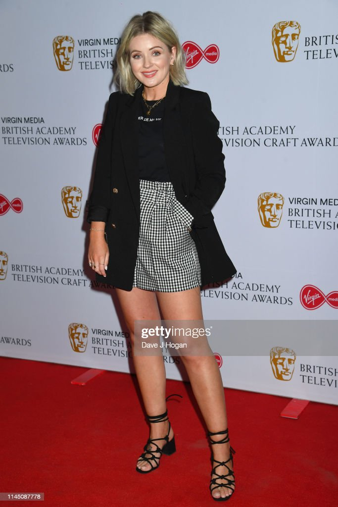 "GBR: ""British Academy Television And Craft Awards"" Nominees Party - VIP Arrivals"