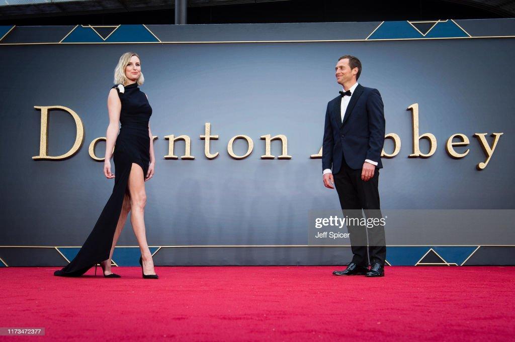 """Downton Abbey"" World Premiere - Red Carpet Arrivals : News Photo"