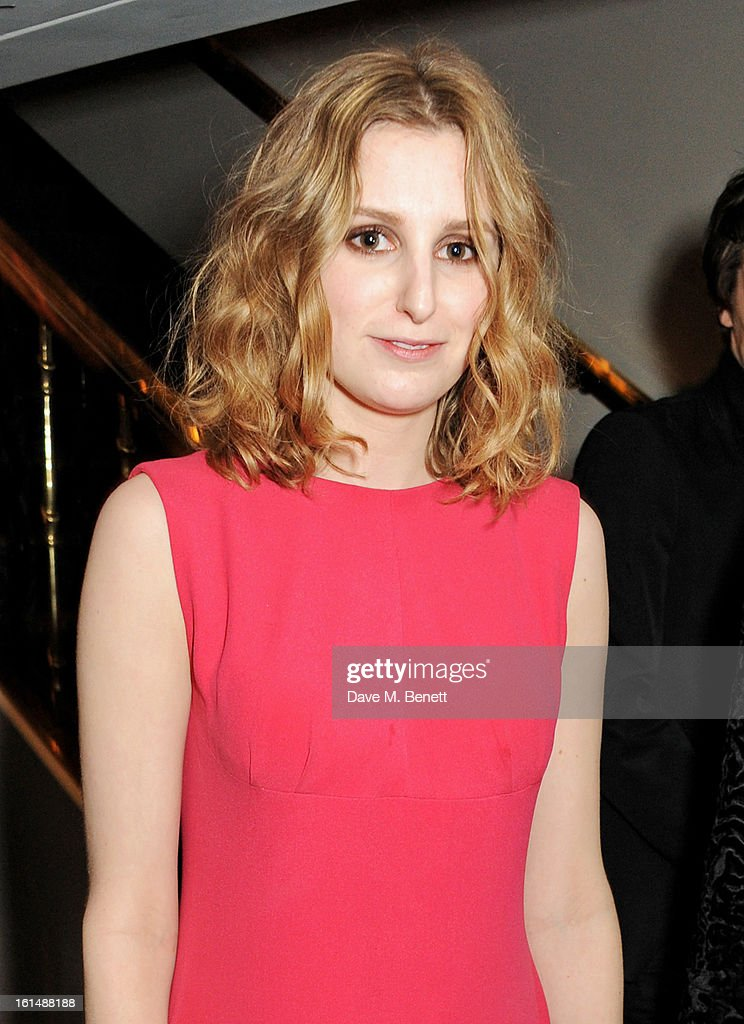 Laura Carmichael attends the after party following the Elle Style Awards at The Savoy Hotel on February 11, 2013 in London, England.