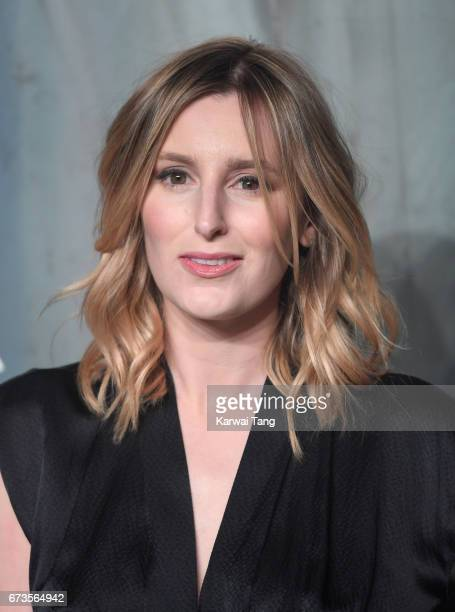 Laura Carmichael attends the Lost In Space event to celebrate the 60th anniversary of the OMEGA Speedmaster at the Tate Modern on April 26 2017 in...