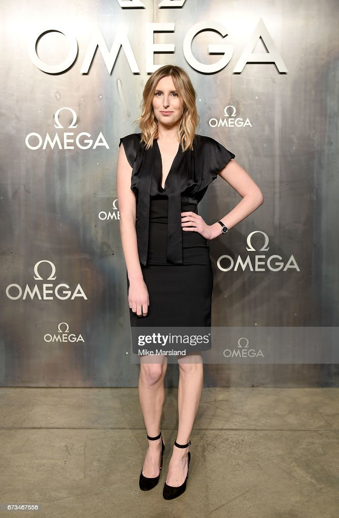 Laura Carmichael attends the OMEGA 'Lost In Space' dinner to celebrate the 60th anniversary of the OMEGA Speedmaster, which has been worn by every piloted NASA mission since 1965, at Tate Modern on April 26, 2017 in London, England.