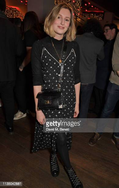 Laura Carmichael attends the press night after party for Ghost Stories at The Lyric Hammersmith on April 5 2019 in London England