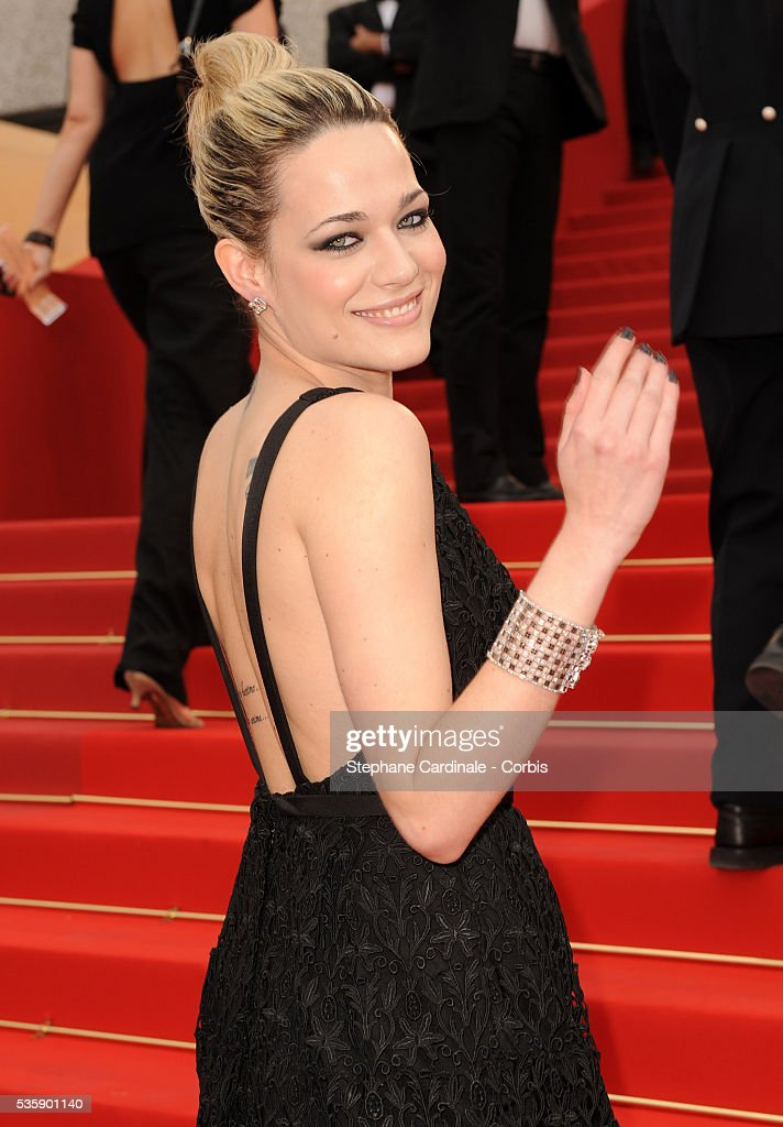 Laura Chiatti at the premiere of ?Robin Hood? during the 63rd Cannes International Film Festival.