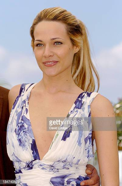 Laura Chiatti during 2006 Cannes Film Festival L'Amico di Famiglia Photocall at Palais des Festival Terrace in Cannes France