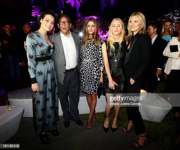 Laura Chiatti Stuart Weitzman Olivia Palermo Mary Charteris and Kate Moss attend the Kate Moss Celebrates Stuart Weitzman Flagship Store Opening...