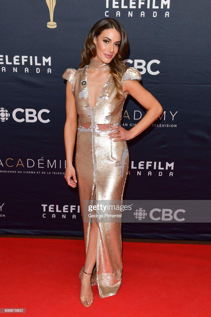 2018 Canadian Screen Awards Broadcast Gala - Arrivals : News Photo