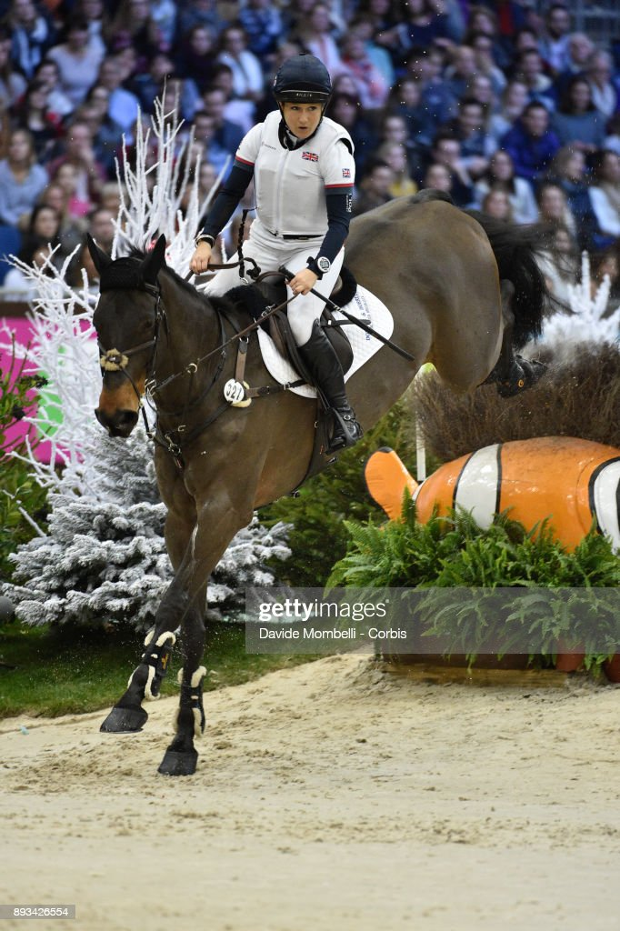 CHI Geneva Switzerland 2017 Rolex Eventing Indoor