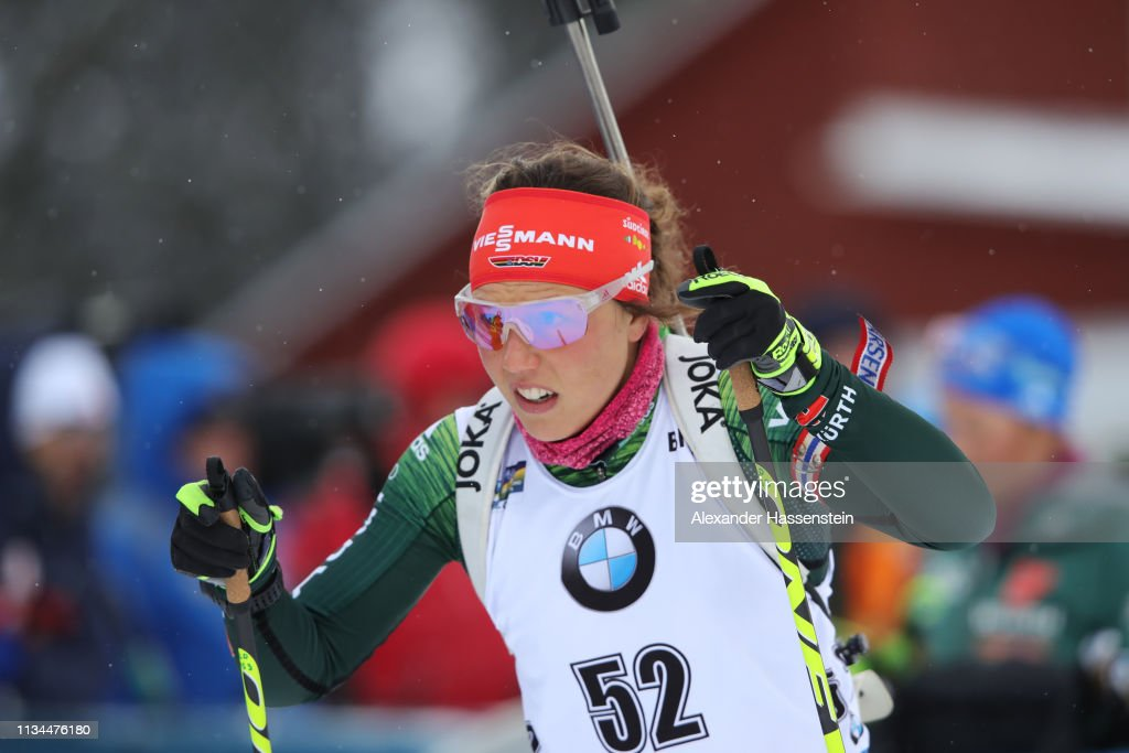 SWE: IBU Biathlon World Championships - Women's Sprint