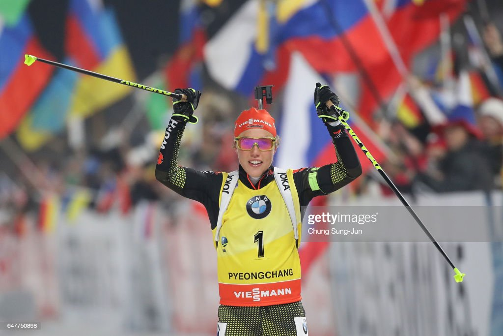 BMW IBU World Cup Biathlon 2017 - Day 3 : News Photo