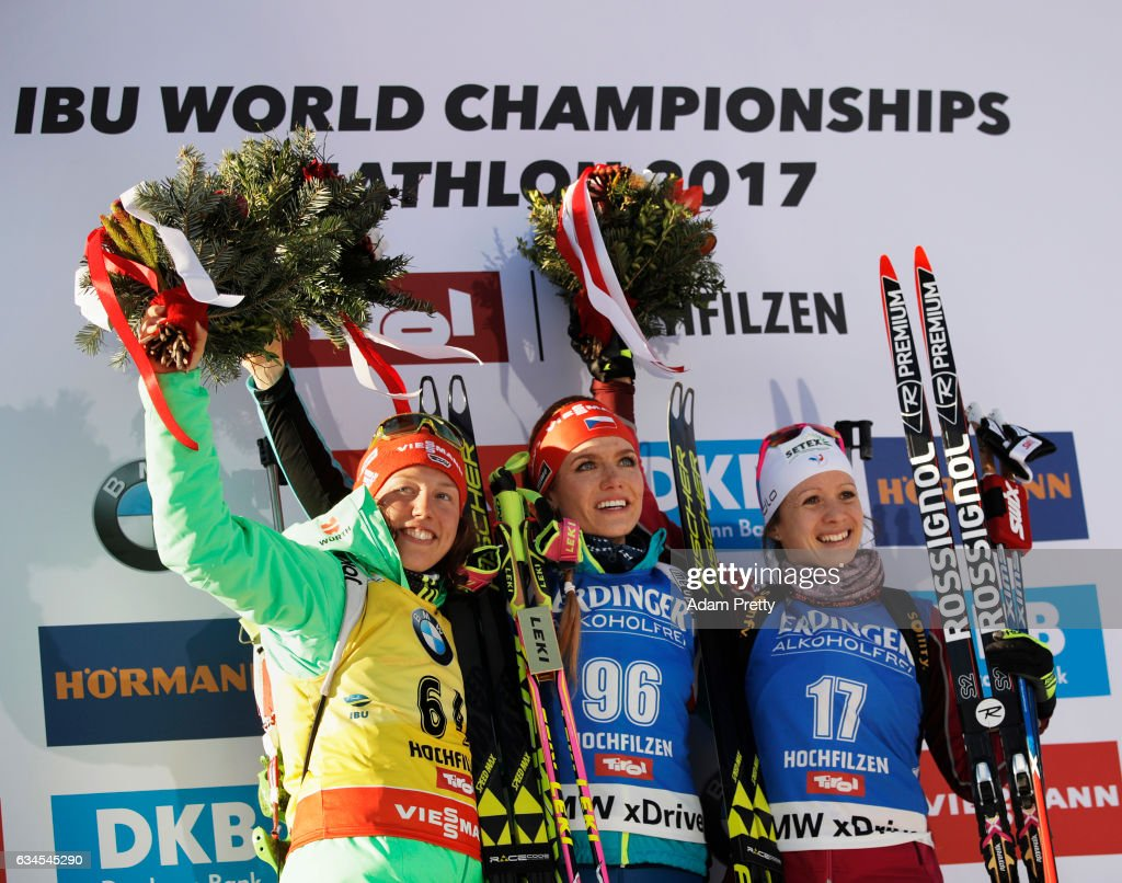 IBU World Championship Biathlon 2017 - Day 3 : News Photo