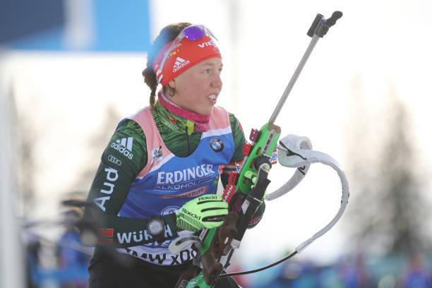 SWE: IBU Biathlon World Championships - Women's 15km