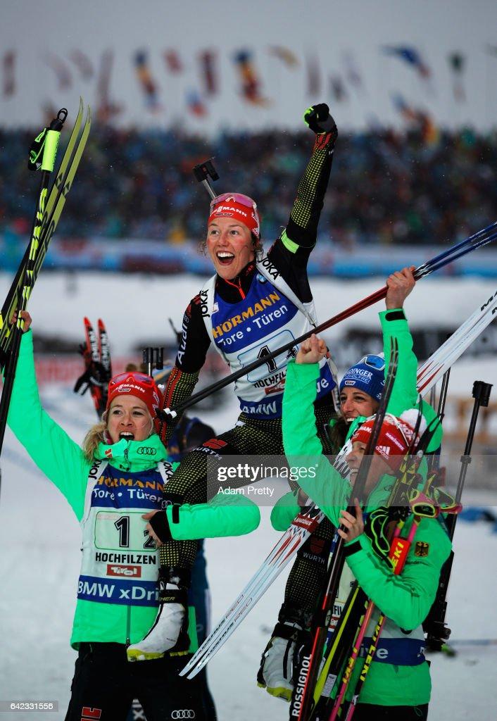 IBU World Championship Biathlon 2017 - Day 10