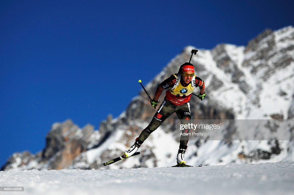 IBU World Championship Biathlon 2017 - Day 8