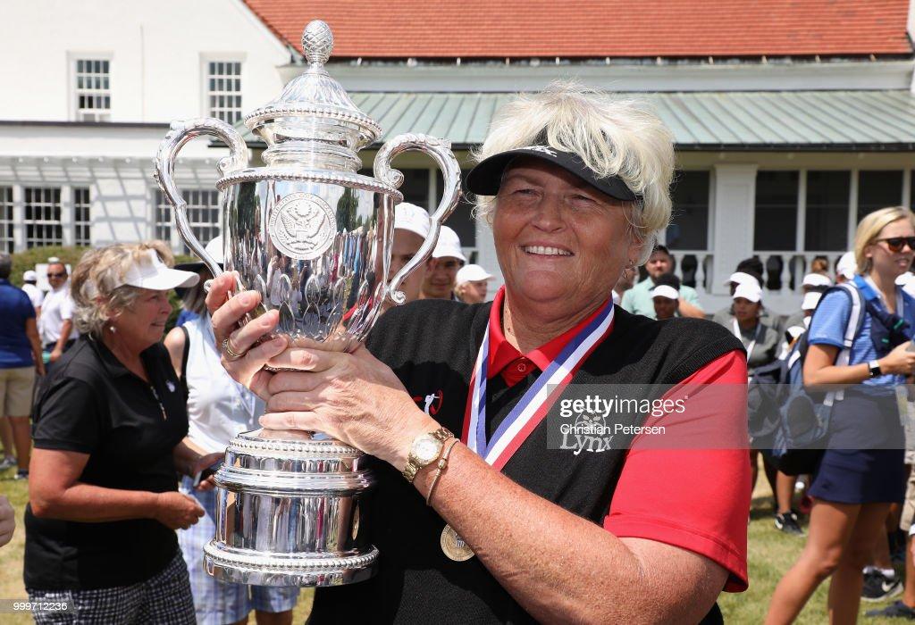 U.S. Senior Women's Open - Final Round : News Photo
