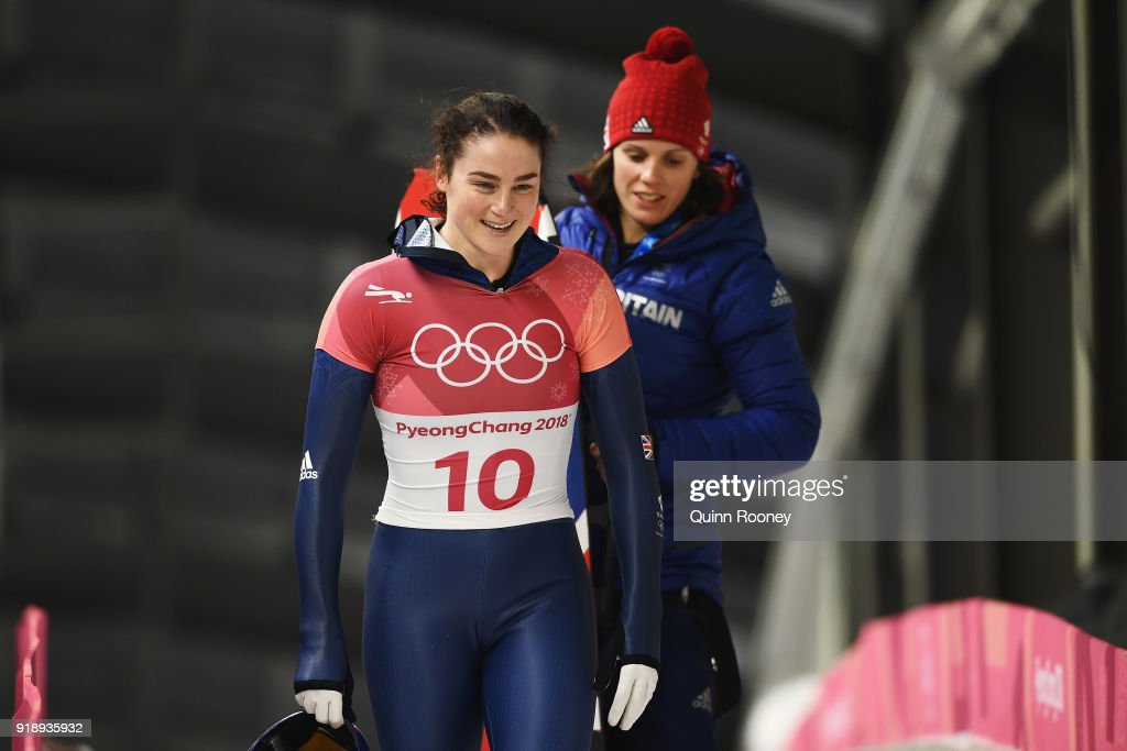 Skeleton - Winter Olympics Day 7 : News Photo