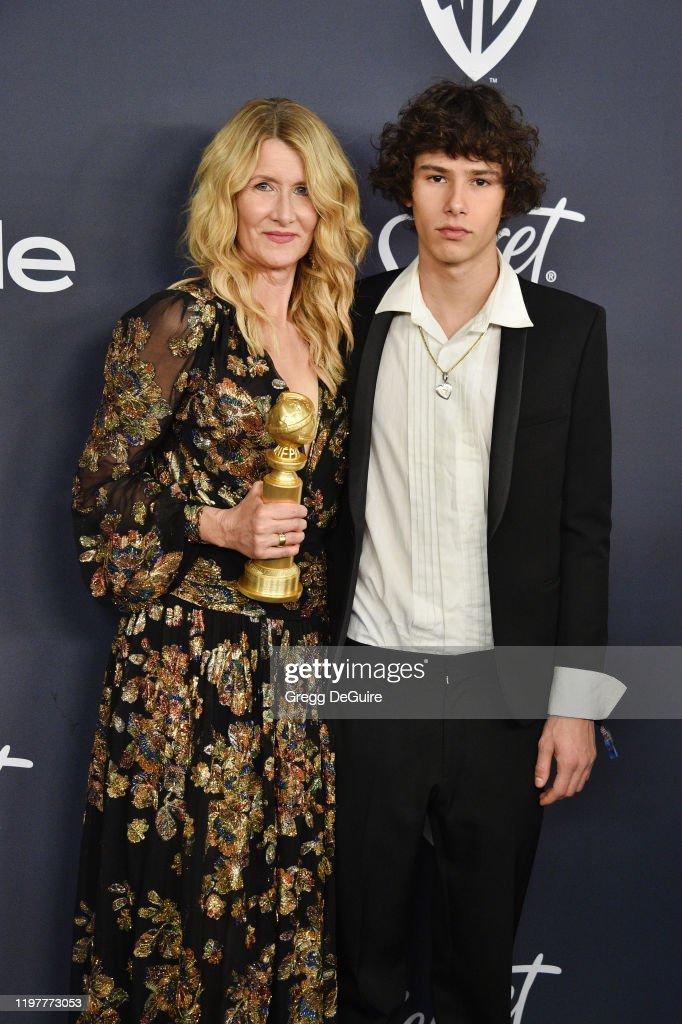 21st Annual Warner Bros. And InStyle Golden Globe After Party - Arrivals : Nachrichtenfoto