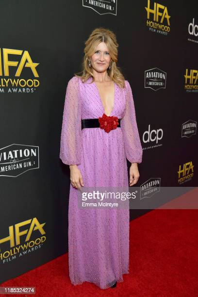 Laura Dern attend the 23rd Annual Hollywood Film Awards at The Beverly Hilton Hotel on November 03 2019 in Beverly Hills California