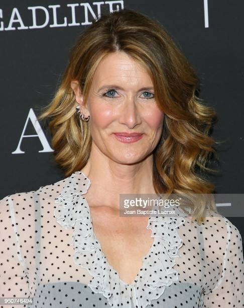 Laura Dern attends FYC Event For HBO's The Tale at the Landmark on May 20 2018 in Los Angeles California