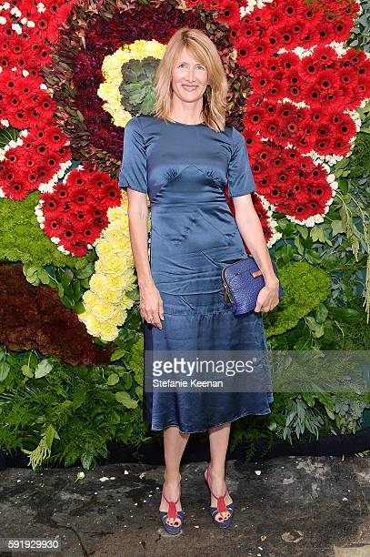Laura Dern attends Just One Eye x Creatures of the Wind Collaboration Dinner at Just One Eye on August 18 2016 in Los Angeles California