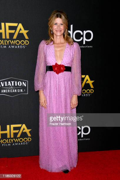 Laura Dern attends the 23rd Annual Hollywood Film Awards at The Beverly Hilton Hotel on November 03 2019 in Beverly Hills California