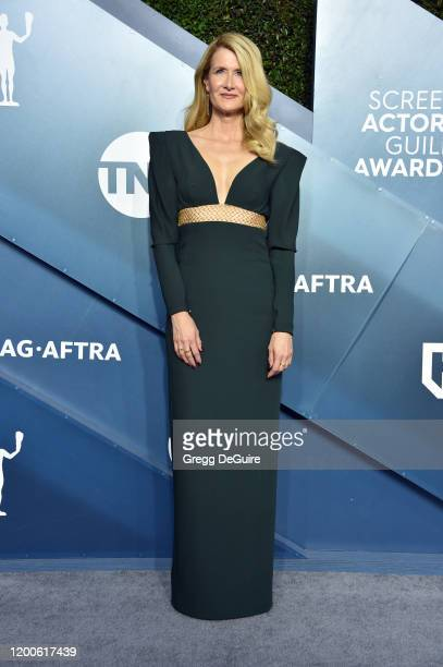 Laura Dern attends the 26th Annual Screen Actors Guild Awards at The Shrine Auditorium on January 19 2020 in Los Angeles California 721430