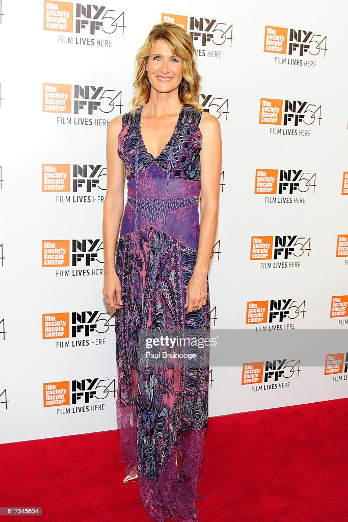 Laura Dern attends the 54th New York Film Festival - 'Certain Women' Premiere at Alice Tully Hall on October 3, 2016 in New York City.
