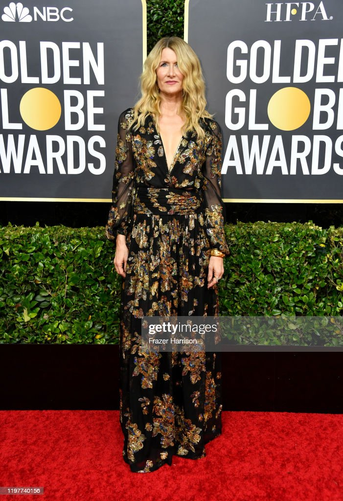 77th Annual Golden Globe Awards - Arrivals : Foto jornalística