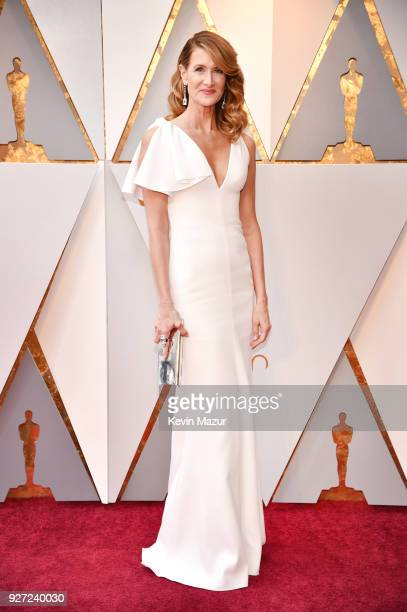 Laura Dern attends the 90th Annual Academy Awards at Hollywood & Highland Center on March 4, 2018 in Hollywood, California.