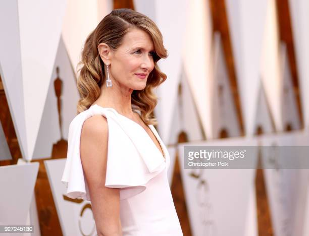 Laura Dern attends the 90th Annual Academy Awards at Hollywood Highland Center on March 4 2018 in Hollywood California