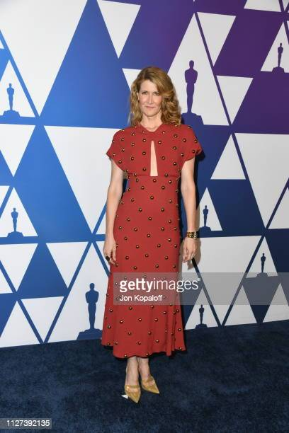 Laura Dern attends the 91st Oscars Nominees Luncheon at The Beverly Hilton Hotel on February 04 2019 in Beverly Hills California