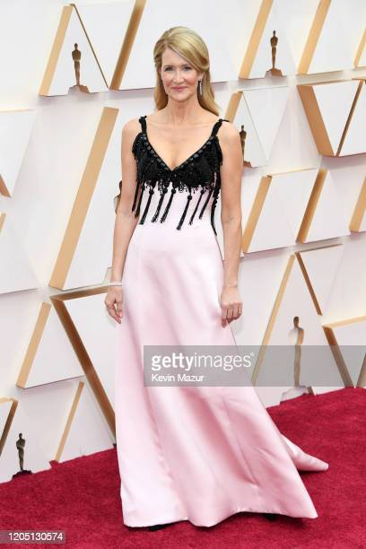Laura Dern attends the 92nd Annual Academy Awards at Hollywood and Highland on February 09, 2020 in Hollywood, California.