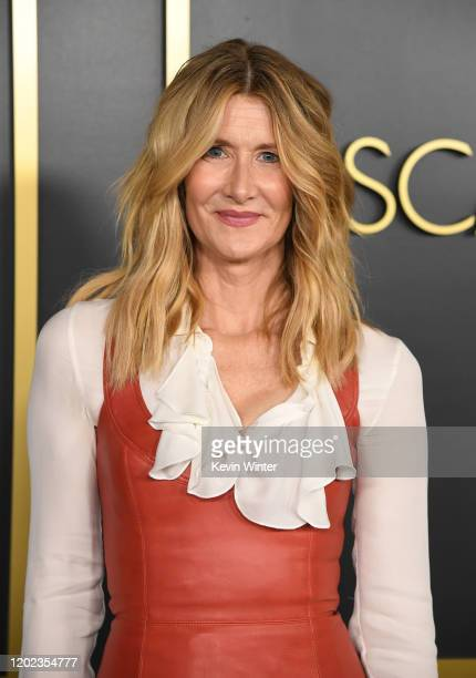 Laura Dern attends the 92nd Oscars Nominees Luncheon on January 27, 2020 in Hollywood, California.