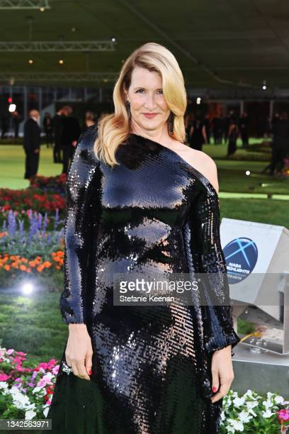 Laura Dern attends the Academy Museum of Motion Pictures: Opening Gala honoring Haile Gerima and Sophia Loren, and Museum Campaign Leadership Bob...