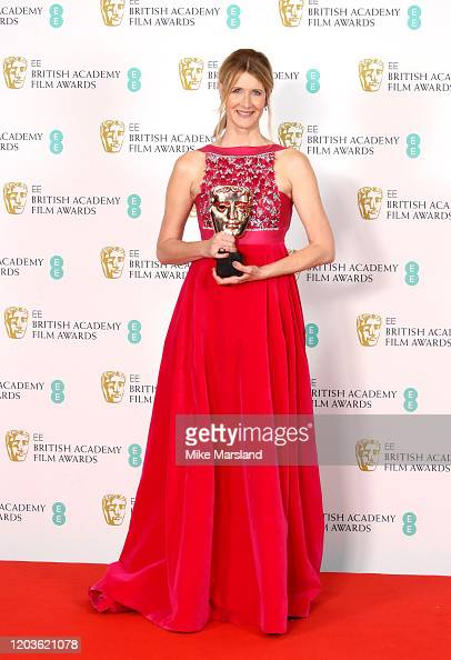 Laura Dern Attends The Ee British Academy Film Awards 2020 At Royal News Photo Getty Images