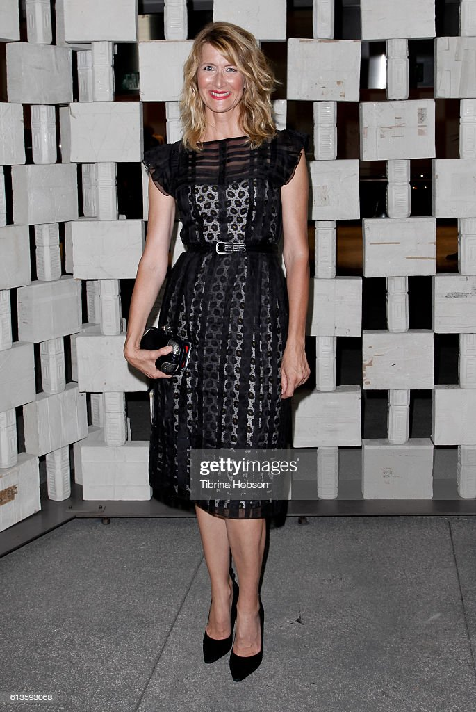 Laura Dern attends the Hammer Museum's 14th annual Gala In The Garden at Hammer Museum on October 8, 2016 in Westwood, California.