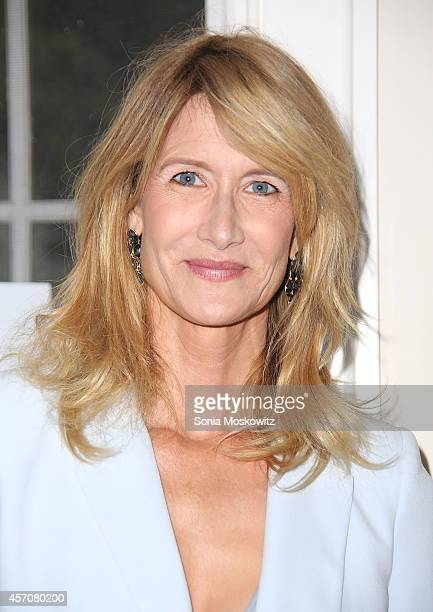 Laura Dern attends The Hampton International Film Festival 'Wild' PremiereConversation with Laura Dern at The Bay Street Theater on October 11 2014...