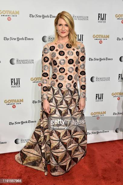 Laura Dern attends the IFP's 29th Annual Gotham Independent Film Awards at Cipriani Wall Street on December 02, 2019 in New York City.