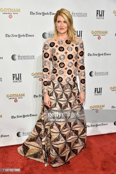 Laura Dern attends the IFP's 29th Annual Gotham Independent Film Awards at Cipriani Wall Street on December 02 2019 in New York City