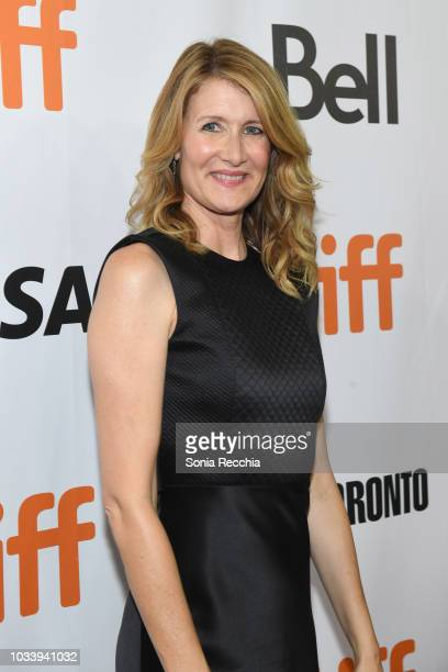 Laura Dern attends the 'Jeremiah Terminator LeRoy' Premiere during 2018 Toronto International Film Festival at Roy Thomson Hall on September 15 2018...
