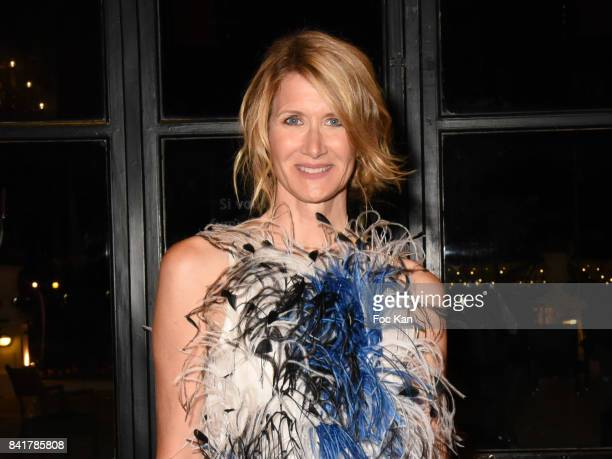 Laura Dern attends the Opening ceremony Dinner of the 43rd Deauville American Film Festival at Casino on September 1 2017 in Deauville France
