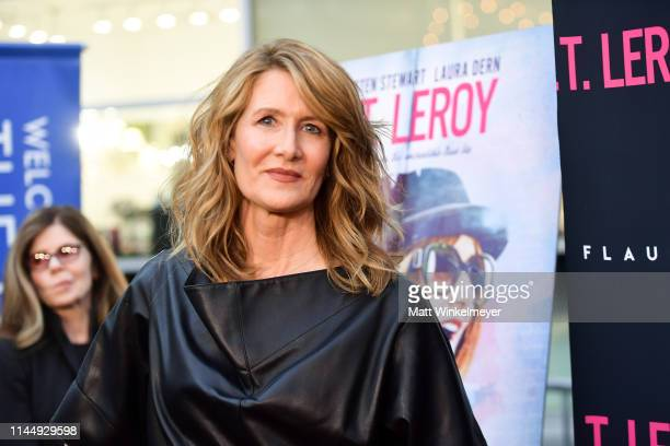 Laura Dern attends the LA premiere of Universal Pictures' JT Leroy at ArcLight Hollywood on April 24 2019 in Hollywood California