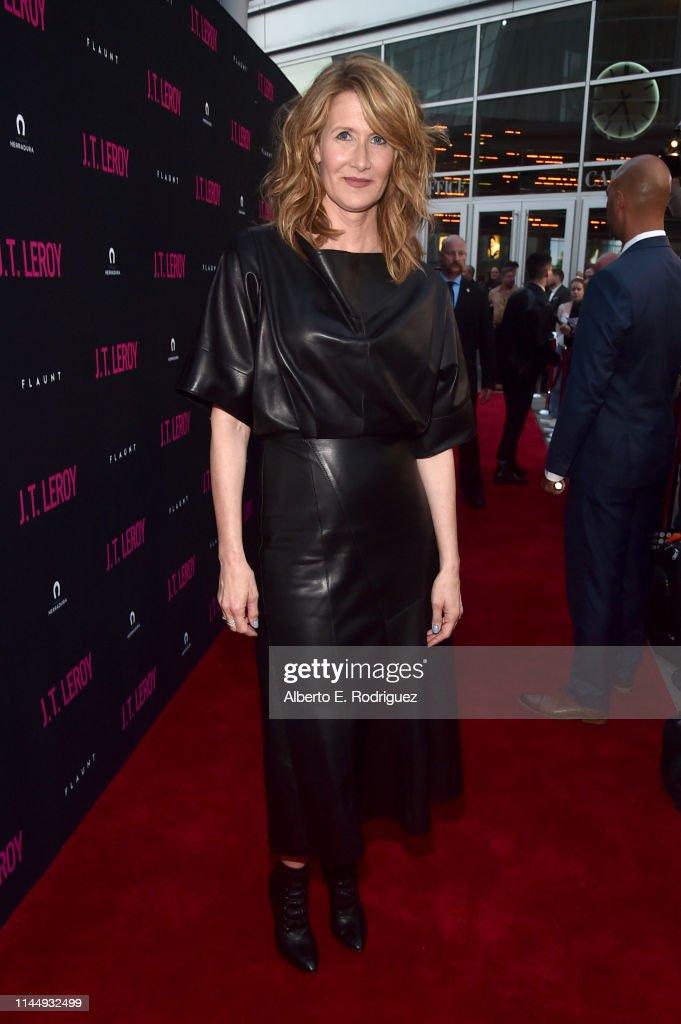 "CA: LA Premiere Of Universal Pictures' ""J.T. Leroy"" - Red Carpet"