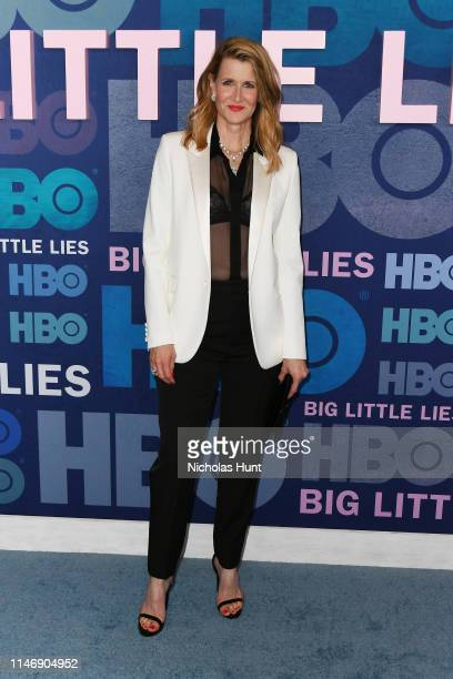 Laura Dern attends the season 2 premiere of Big Little Lies at Jazz at Lincoln Center on May 29 2019 in New York City