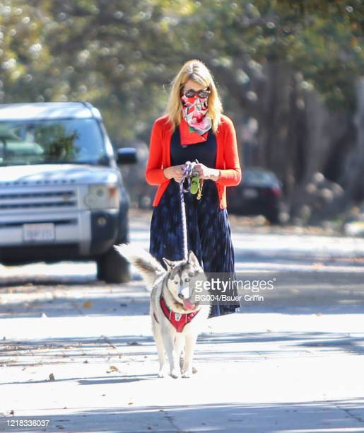 Laura Dern is seen on June 07, 2020 in Los Angeles, California.