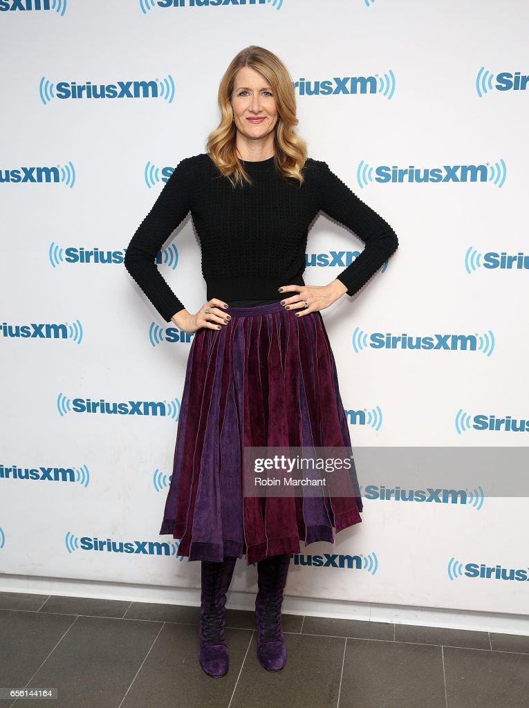 Celebrities Visit SiriusXM - March 21, 2017
