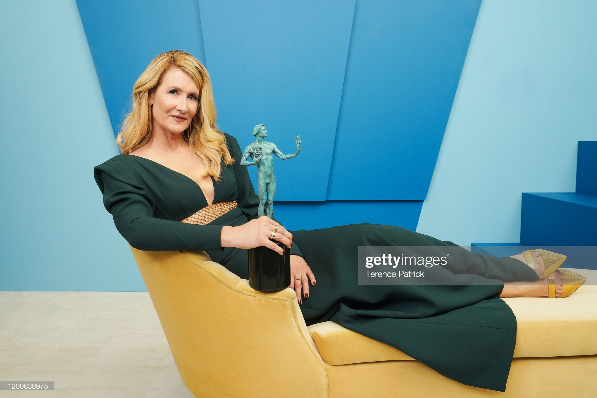 26th Annual Screen Actors Guild Awards - Winners' Gallery : Foto jornalística
