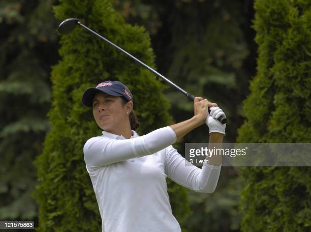 Laura Diaz during the second round of the 2006 Corning Classic at the Corning Country Club in Corning NY on Friday May 26 2006