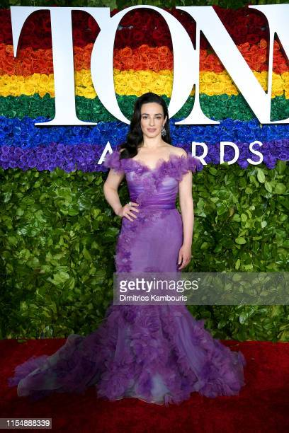 Laura Donnelly attends the 73rd Annual Tony Awards at Radio City Music Hall on June 09 2019 in New York City