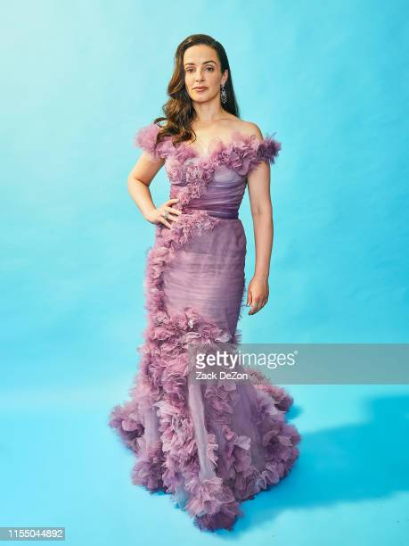 Laura Donnelly of The Ferryman poses for a portrait during the 73rd Annual Tony Awards on June 09 2019 in New York City