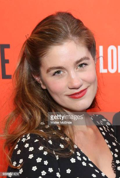 Laura Dreyfuss attending the Broadway Opening Night Performance of 'Lobby Hero' at The Hayes Theatre on March 26 2018 in New York City